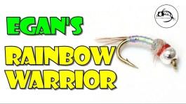 rainbow warrior nymph fly